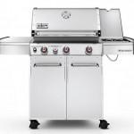 Monterad grill
